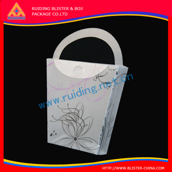 Ruiding supplies wholesale evod electronic cigarette plastic packaging box