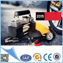 Newest Design Powerful mini car tire air compressor 12v