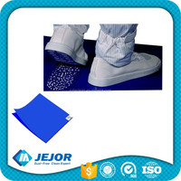 35um Thickness 30Layers Blue Safety Equipments Sticky Mat For Industry