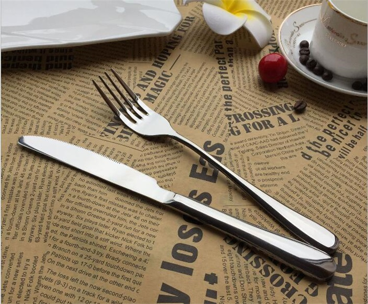names of cutlery set items flatware gold plated stainless steel cutlery set