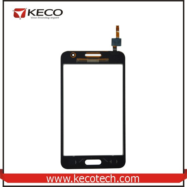 China wholesale Mobile phone parts touch glass digitizer screen for Samsung Galaxy Core 2 G355 G355H G3559