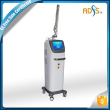 Skin tightening / wrinkle removal / scars beauty co2 laser machine