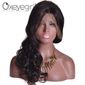 hot selling no tangle indian remi full lace wig with baby hair