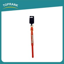 Toprank BSCI Factory High Quality Training Collar Small Dog Red Collar Dog