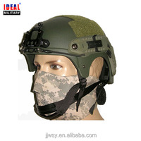 IBH Helmet Style Hunting Tactical Plastic Military Combat