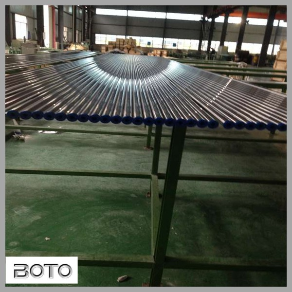 Factory price and top quality seamless stainless steel tubes