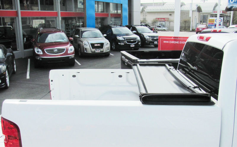 4x4 Accessories Soft Vinyl Tonneau Covers roll bar for toyota hilux