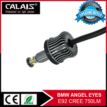 Car Accessories led angel eyes e64 Auto led headlights canbus angel eyes
