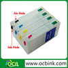 for Epson WF 5110 WF 5190 refill ink cartridge T7891-T7894 with permanent chips