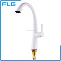 FLG100017 High Quality White Painting China Faucet Factory