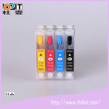 high quality!test succeed,refillable ink cartridge for epson t10/ t11/ t13