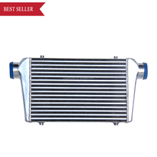 280X300X76Mm Universal Twin Turbo Liquid Intercooler For Jet Ski