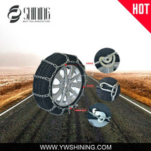 CHEAP PRICE SUPER QUALITY 12MM A3 STEEL UNIVERAL RUBBER SNOW CHAIN