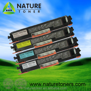 CE310A-313A Color toner cartridge for HP printer