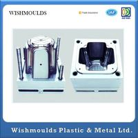 High quality low price precision plastic injection mold components