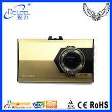 Full hd 1080p portable car camcorder dvr with G-Eensor
