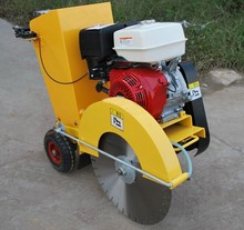 asphalt road equipment, concrete cutter