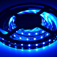 led strip light RGB color WS2812B IC on FPC flexible digital strip