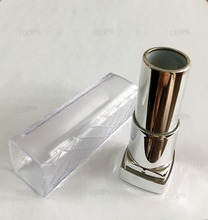 Cosmetic empty lipstick tube avalable with different colors