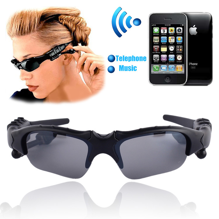 Sports Stereo Wireless Bluetooth 4.0 Headset Telephone Polarized Driving Sunglasses/<strong>mp3</strong> Riding Eyes Glasses