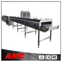 AMC Manufacturers Full Automatic snacks murukku cooling tunnel