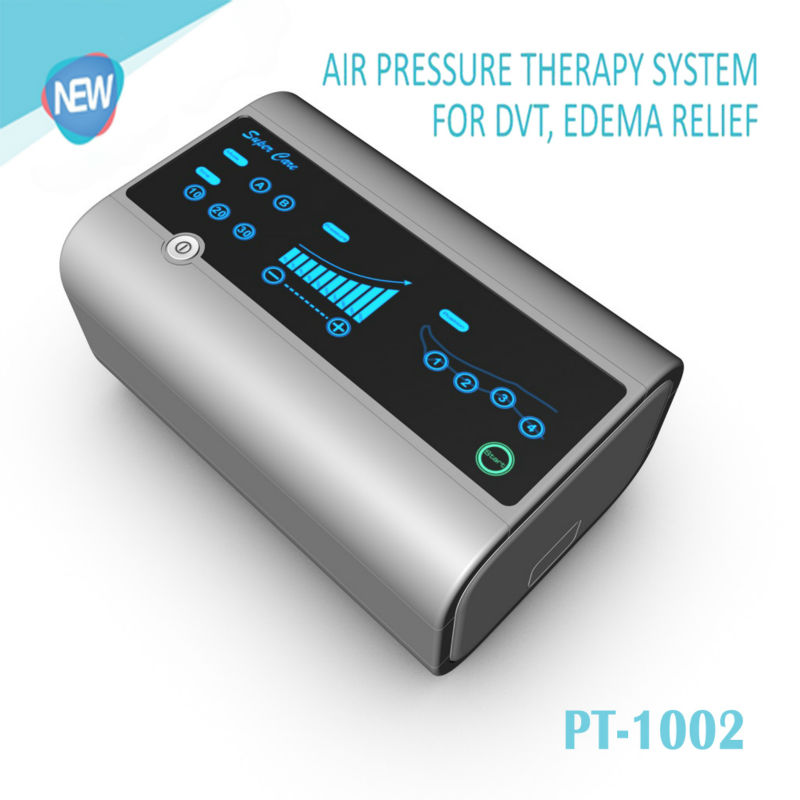 pressure therapy machine for personal body and foot spa massage