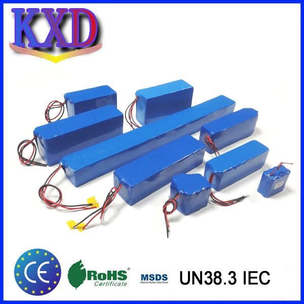 Lithium-ion batteries 12v 20ah solar street lamp rechargeable battery