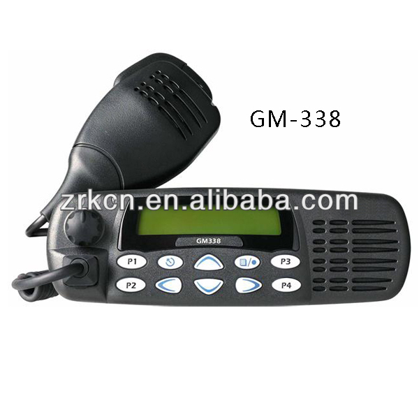 Professina mobile radio GM338 with big buttons car radio