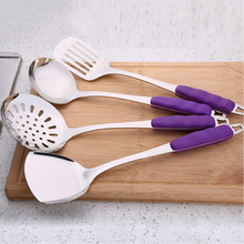 WB-SSG-0625 5 Pack Spoon shovel colander cookware sets kitchen accessories tools kitchen utensils