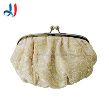 Most popular Charming Evening Clutch Bag Clasp Metal Clutch Purse For Young Ladies