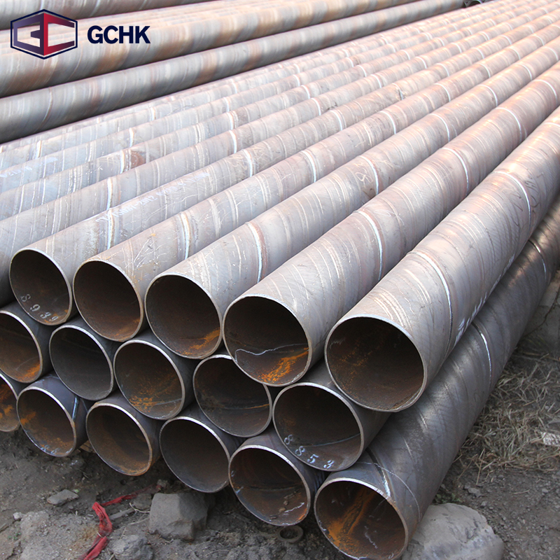 Spiral steel pipe seamless manufacturer looking for distributor
