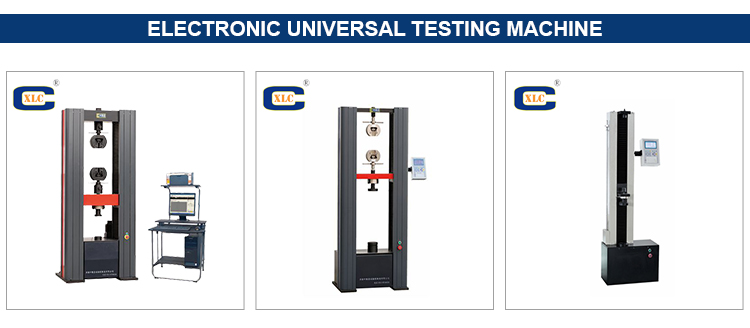 Universal tensile strength testing machine manufacturer for university