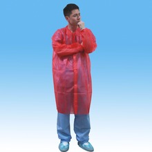 xiantao factory with Disposable SMS,SBPP,PP+PE,Microporous film Lab Coat
