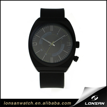 Wholesale Latest Silicone Watch,High Quality Silicone Strap Geneva Watch