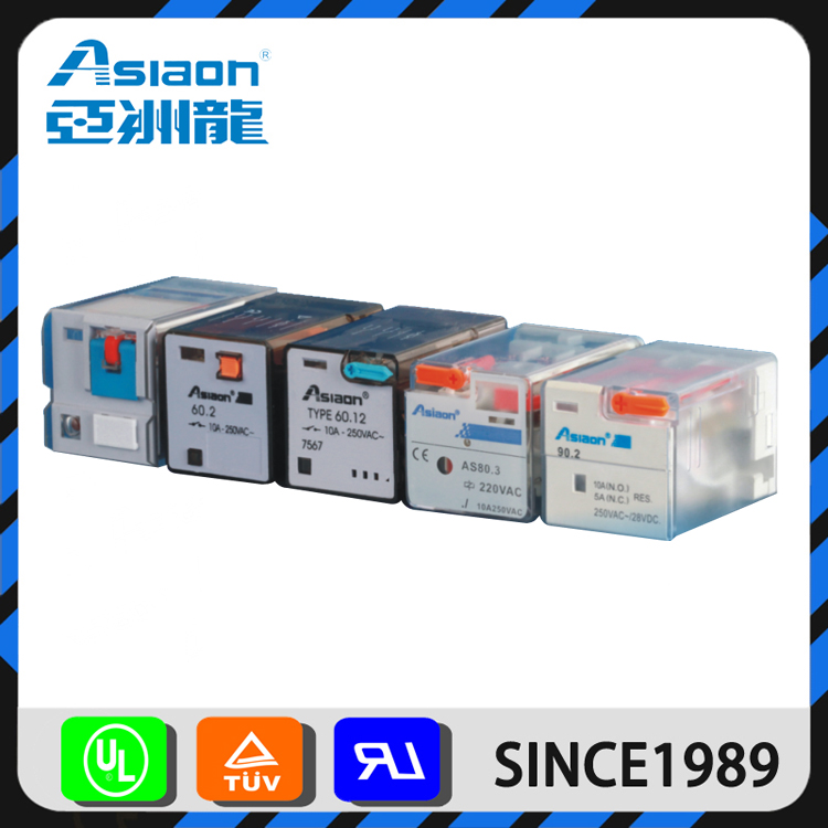 ASIAON Rosh Ce Certificated DC Voltage 12V 80A Solid State Relay