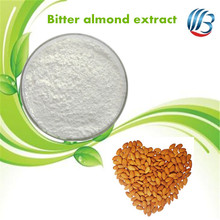 Lan Bing supply 100% Natural Purity Peach Kernel Extract Powder Peach Seed Extract Amygdalin