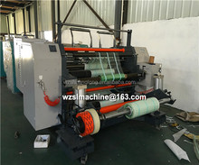 automatic the slitter stretch film slitting rewinding machine and slitting equipment