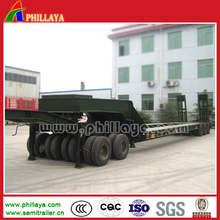 China Modular System Multi-Axis Modular Self Propelled Hydraulic Low Bed Trailer