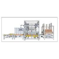 High capacity energy-saving carton side sticker labeling machine