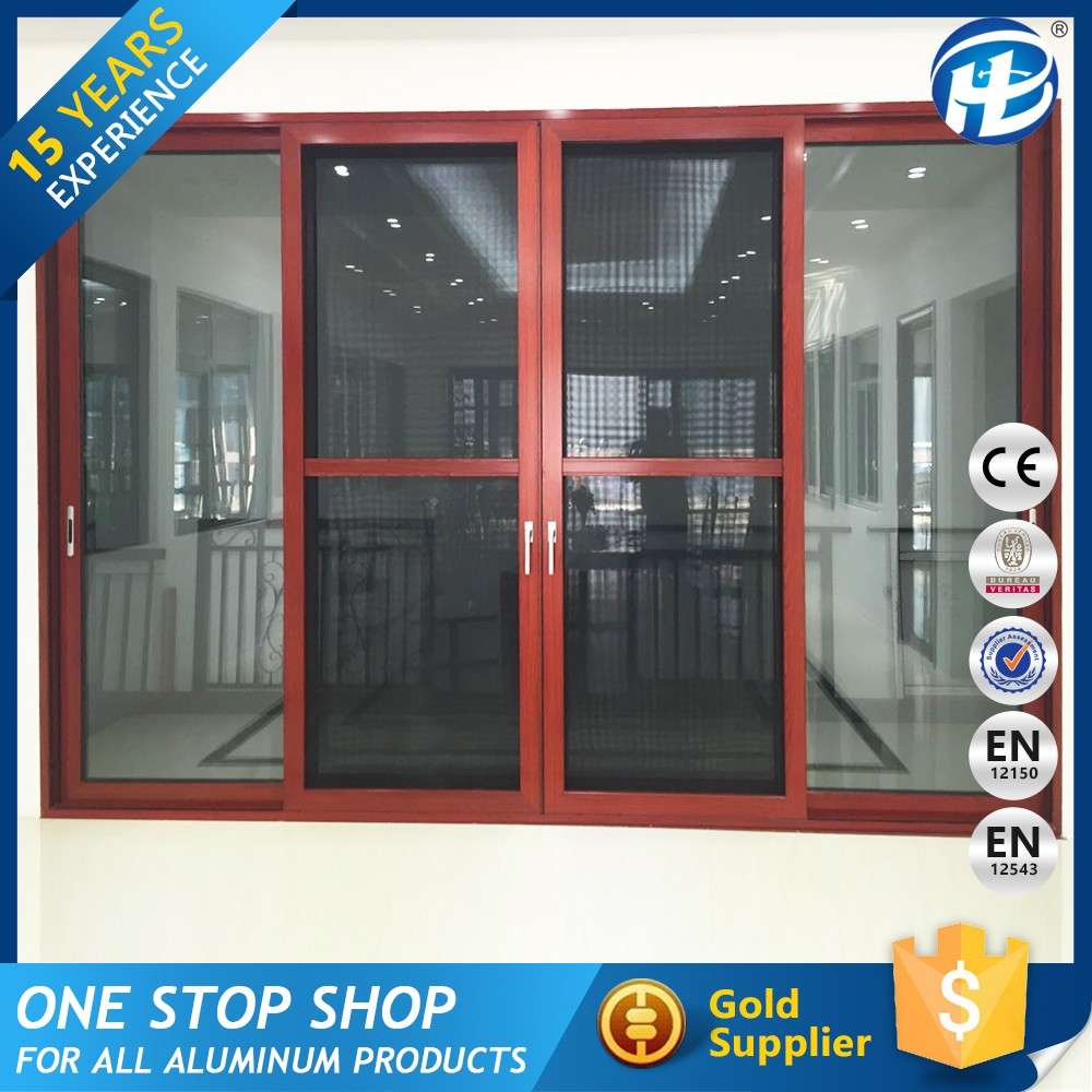 Promotional Items China Single-Side Aluminum Fly Screen Door/Window