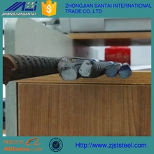HRB400E 16mm Turkish Steel Rebar for construction materials