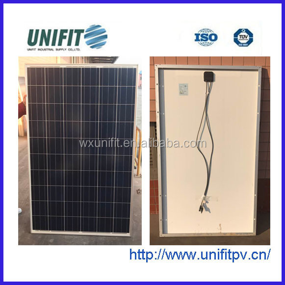 best price per watt solar panels of polycrystalline solar panel