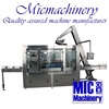MIC-24-24-6 Micmachinery Top quality three in one glass bottled water filling machine beer bottle filling machine for sale