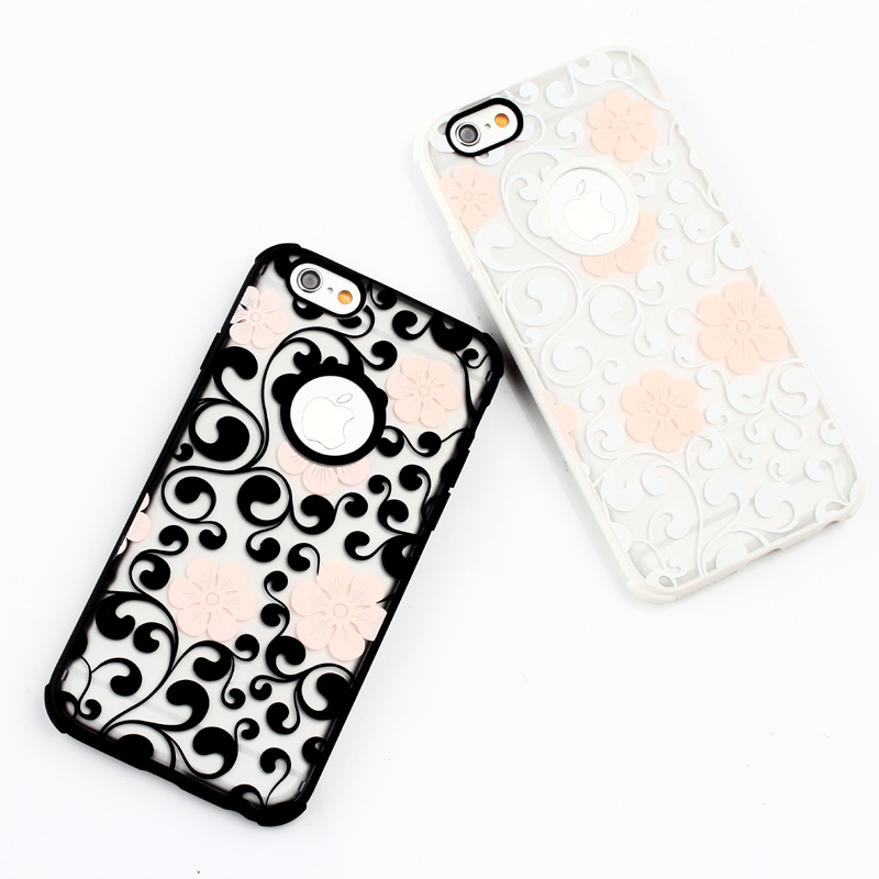Hot Best Quality Promotion TPU Fashion Colorful Hard Back Case Cover PC Side Protector For Apple iPhone 5 5S 5G