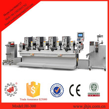 JH-300 high quality 4 color Letterpress intermittent rotary label printing machine manufacturer in Shenzhen China