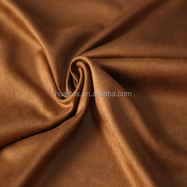 Suzhou 100% Polyester 75D Peach Skin Fabric for Mattress Protector, Microfibre