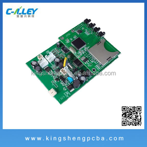 Custom PCB Assembly for Automobile Electronics, Professional PCB Layout and PCBA Copy with Prototype