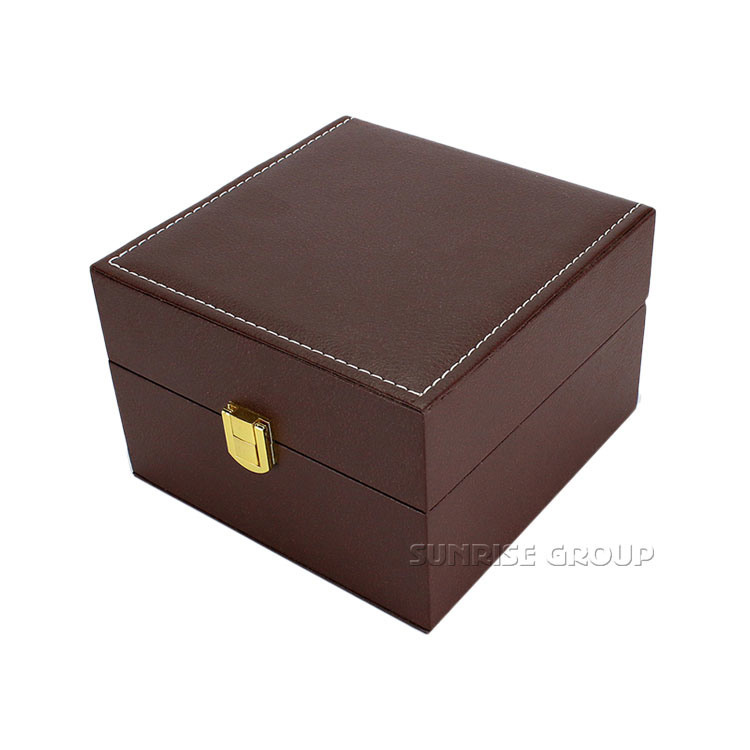 Red Color Bracelet Watch Storage Jewelry Gift Boxes Cases