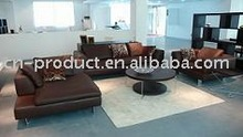 leather home sofa