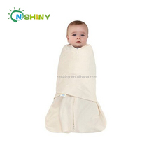 Super Soft Full cotton Flannel Solid Baby Sleeping Bag